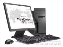 Máy tính Desktop IBM - Lenovo ThinkCentre M55e (9279-AA8) (Intel Dual Core E2140 1.6GHz, 512MB RAM, 80GB HDD, VGA Intel GMA3000, Windows XP Professional, LCD IBM 17 inch)