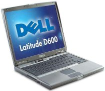 Dell Latitude D600 (Intel Pentium M 1.4Ghz, 512MB RAM, 40GB HDD, VGA ATI Radeon 9000, 14.1 inch, Windows XP Home)