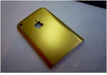 Mặt sau mạ vàng của Iphone 2G - Back gold panel for iphone 2G
