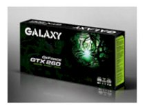 GALAXY GeForce GTX 260 (896MB , 448-bit, GDDR3, PCI Express 2.0 x16 )