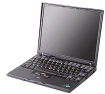 Lenovo Thinkpad X40 (Intel Pentium M 715 1.5GHz, 512MB RAM, 20GB HDD, Intel Extreme Graphic II, 12.1 inch, Windows XP Professional)