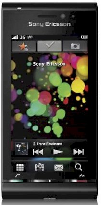 Sony Ericsson Satio (Idou) U1i Black