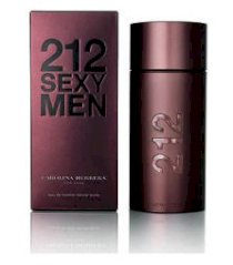 212 Sexy for men EDT 100ml