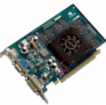 ECS N7300GT- 256DY (GeForce 7300 GT, 256MB, 128-bit, GDDR2, PCI Express x16 )