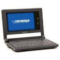 Everex CloudBook (VIA C7-M 772 1.2GHz, 512MB RAM, 30GB HDD,VGA VIA UniChrome Pro IGP, 7 inch, PC DOS)