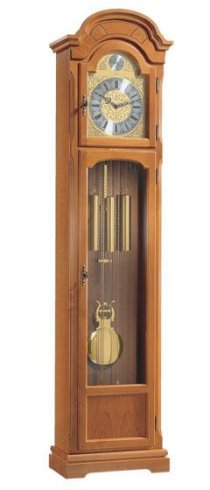 Hermle grandfather clock 01110-160451