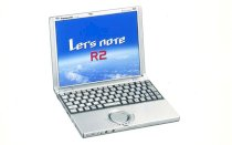 PANASONIC LET'S NOTE CF-R2 (Intel Pentium M ULV 1GB, 256MB, 40GB HDD, 10.1 inch, Windows XP Professional)