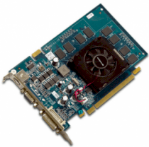 ECS N7600GS-256DY (GeForce 7600GS, 256MB, 128-bit, GDDR2, PCI Express x16 )