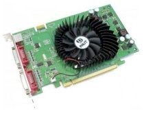 PALIT GeForce 8600GT (NDIVIA GeForce 8600GT, 256MB, 128-bit, GDDR3, PCI Express x16)
