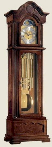Hermle grandfather clock 01093-031171