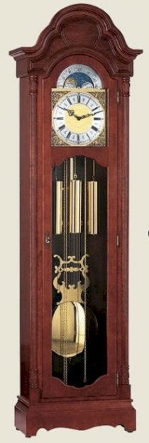 Hermle grandfather clock 01159-N90461