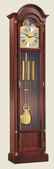 Hermle grandfather clock 01079-070451
