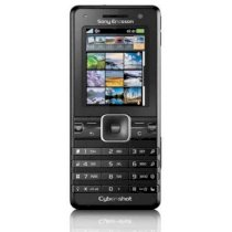 Sony Ericsson K770i Soft Black