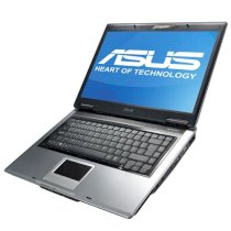 Asus F3J (Intel Core 2 Duo T7200 2.0Ghz, 1GB RAM, 120GB HDD, VGA NVIDIA GeForce Go 7300, 15.4 inch, Windows XP Professional)