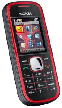 Nokia 5030 XpressRadio Red