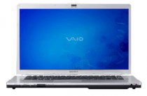 SONY VAIO VGN-FW350J/B (Intel Core 2 Duo T6400 2.0GHz, 4GB RAM, 320GB HDD, VGA GMA 4500MHD, 16.4 inch, Windows Vista Home Premium)
