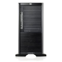 HP ProLiant ML350 G5 (458242-371) (Intel Xeon Quad Core E5420 2.5Ghz, 2GB RAM, 72GB HDD, (RAID 0/1/1+0/5), 800W)