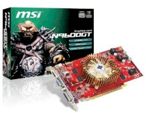 MSI N9600GT-MD512 (NVIDIA GeForce 9600 GT, 512MB GDDR3, 128-bit, PCI Express x16 2.0)