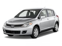 Nissan Versa Hatchback 1.8S AT 2009