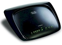 Linksys WAG54G2 Wireless-G ADSL2 Modem Router