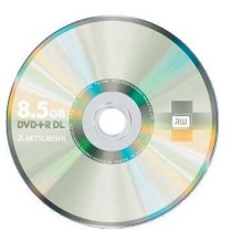 Mitsubishi DVD+R Double Layer 8,5GB 8X