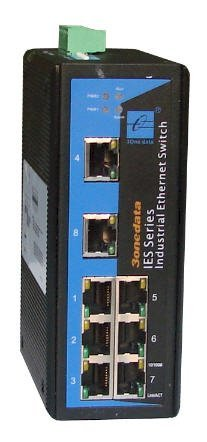 3ONEDATA IES308 - 8 Cổng Ethernet