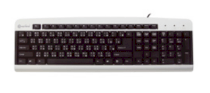 Connectland Multimedia Azerty USB 1112033