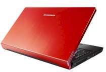 Lenovo IdeaPad Y730 Red (Intel Core 2 Extreme X9100 3.06GHz, 4GB RAM, 640GB HDD, VGA ATI Radeon HD 3650, 17 inch, Windows Vista Ultimate)