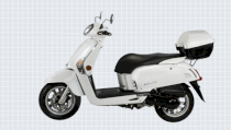 KYMCO Scooter Like 4T