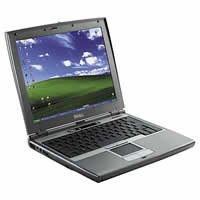 Dell Latitude D400 (Intel Pentium M 725 1.6Ghz, 512MB RAM, 40GB HDD, VGA Intel Extreme Graphics II, 12.1 inch, Windows XP Professional)