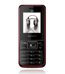 Q-Mobile Q26i Black Red