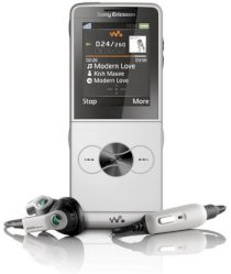 Sony Ericsson W350i Graphic White