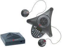Polycom SoundStation 2W (Expandable with 2 EX mics)