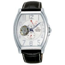 Orient Men's Power Reserve Skeleton White Automatic Watch #CFHAA004W