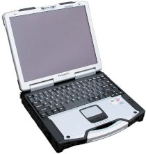 Panasonic ToughBook CF-29 (Intel Pentium M ULV 1.6Ghz, 1.5GB RAM, 60GB HDD, VGA Intel Extreme Graphics II, 13.3 inch, Windows XP Professional)