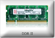 Kinglife 512MB, DDR2, BUS 667, PC2-5800