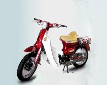 Little Cub 50cc Đỏ