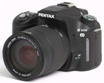 Pentax K100D Super (75-300mm) Lens Kit