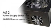 SeaSonic M12 SS-500HM ATX12V - EPS12V 500W Power Supply 100 - 240 V UL, CE, CB, TUV, FCC - Retail