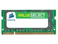 Corsair Value DDR2 - 1GB - Bus 800MHz - PC2-6400 (VS1GSD800D2)
