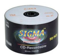 CD-R Sigma (700MB/48X)