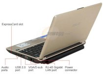 Asus N10J Netbook (Intel Atom N270 1.6Ghz, 2GB RAM, 250GB HDD, VGA NVIDIA GeForce 9300M GS, 10.2 inch, PC DOS)
