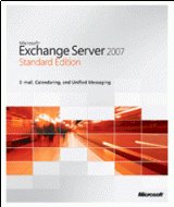 Microsoft Mail Exchange Server Standard 2007 SNGL OLP NL(312-03545)