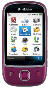 T-Mobile Tap Berry