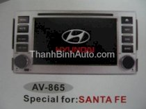 Đầu DVD KOVAN AV865 for Hyundai Santafe