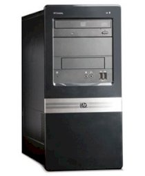 Máy tính Desktop HP Compaq dx7510 - (ND075AV) (Intel Core 2 Duo E7500 2.93GHz, RAM 2GB, HDD 250GB, VGA Intel GMA X4500HD Share, Windows XP Professional)