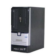 Máy tính Desktop FPT ELEAD V100 (Intel Atom 230 1.6GHz, RAm 1GB, HDD 160GB, VGA Intel GMA 950, Free Dos, )
