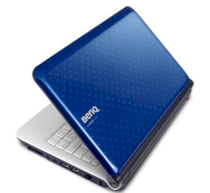 BenQ Joybook Lite U101 Netbook (Intel Atom N270 1.6GHz, 1GB RAM, 120GB HDD, VGA intel GMA 950, 10.1 inch, Windows XP Home Edition)