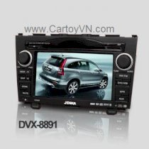 Đầu JENKA DVX-8891 Multimedia Special For HONDA CR-V