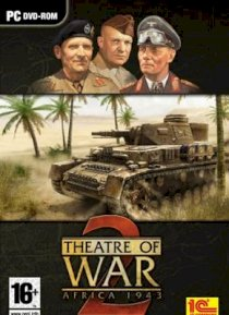 Theatre of War II: Africa 1943 - PC